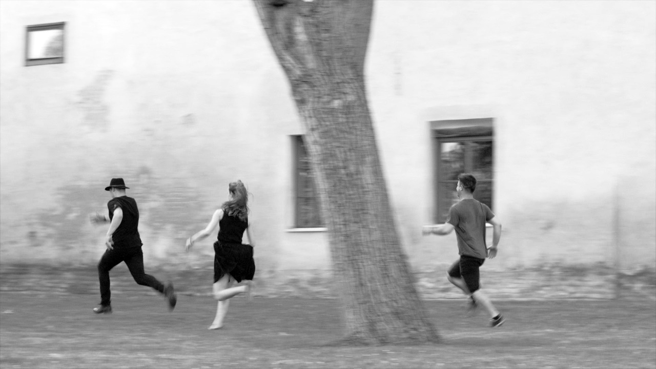 "Still aus ""Run Through"", © Annja Krautgasser"