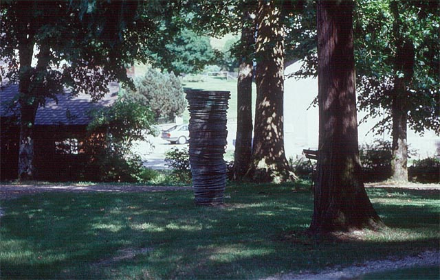 michael kienzer, object at the dr. meyer park in ybbsitz
